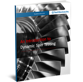 An Introduction to Dynamic Spin Testing 3D Cover