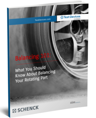 Test Devices Balancing Ebook 3d Cover